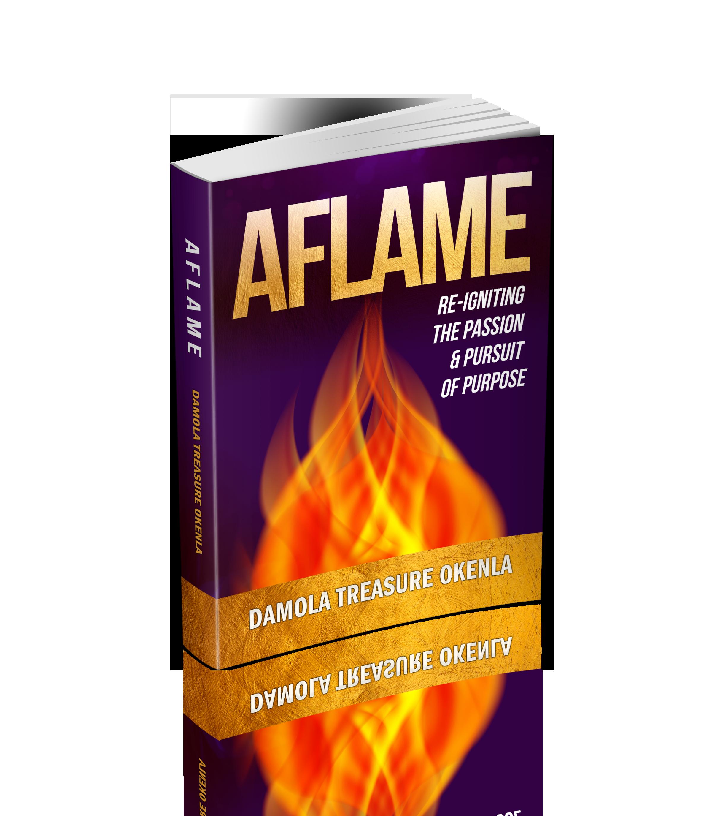 Aflame by Damola Treasure Okenla